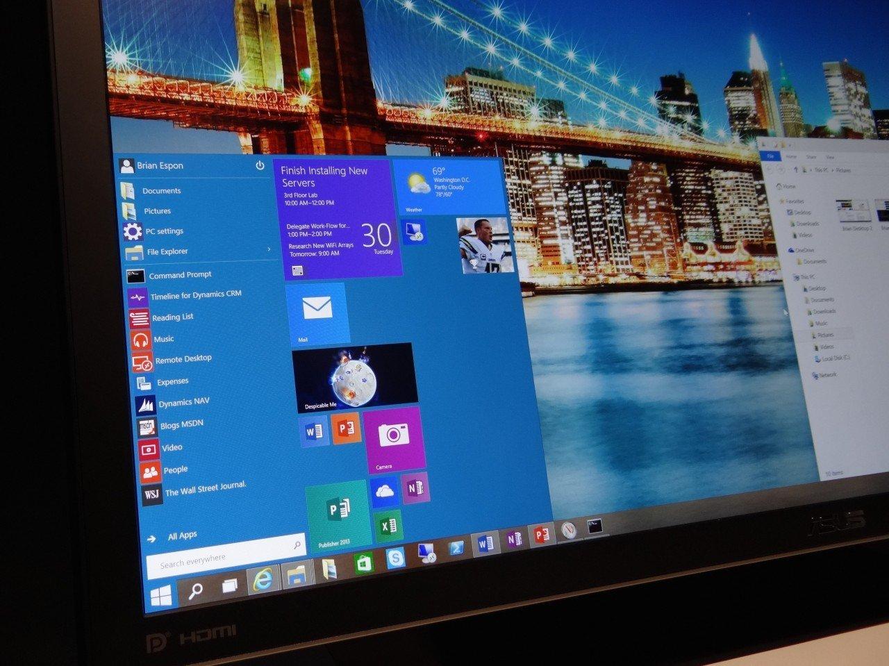Кнопка и меню «Пуск» в Windows 10: настройка и решение проблем