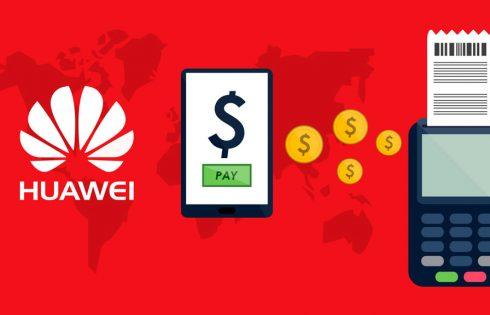 Схема HuaweiPay