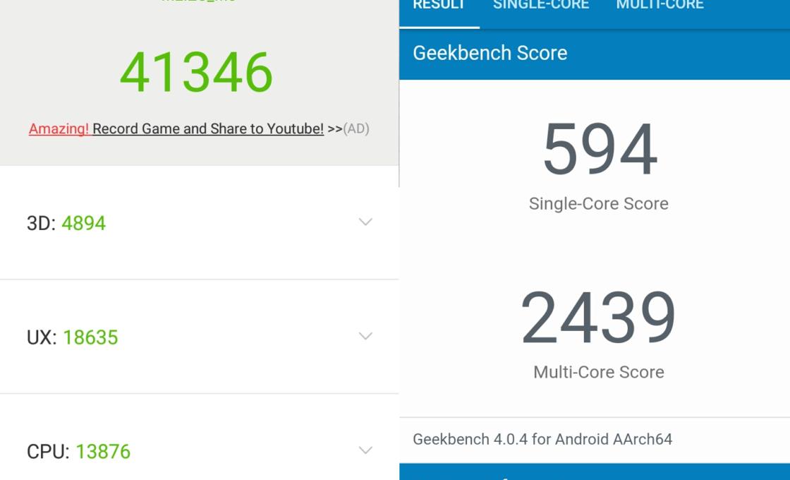 Итоги тестирования Meizu M5