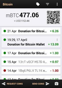 Кошелек Bitcoin Wallet