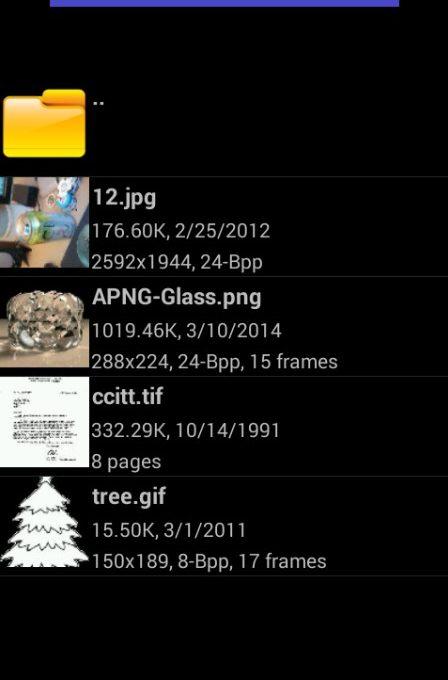 Приложение Fast Image Viewer