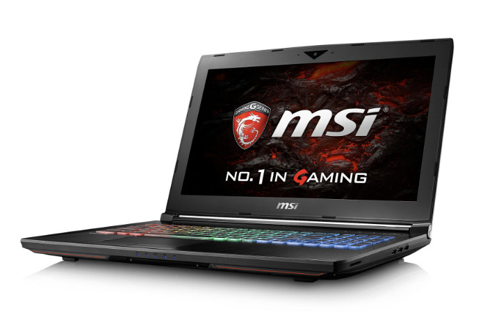 MSI GT62VR 7RE Dominator Pro