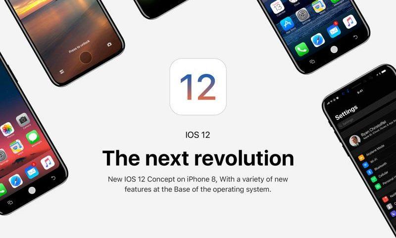 Стали известны «фишки» iOS 12