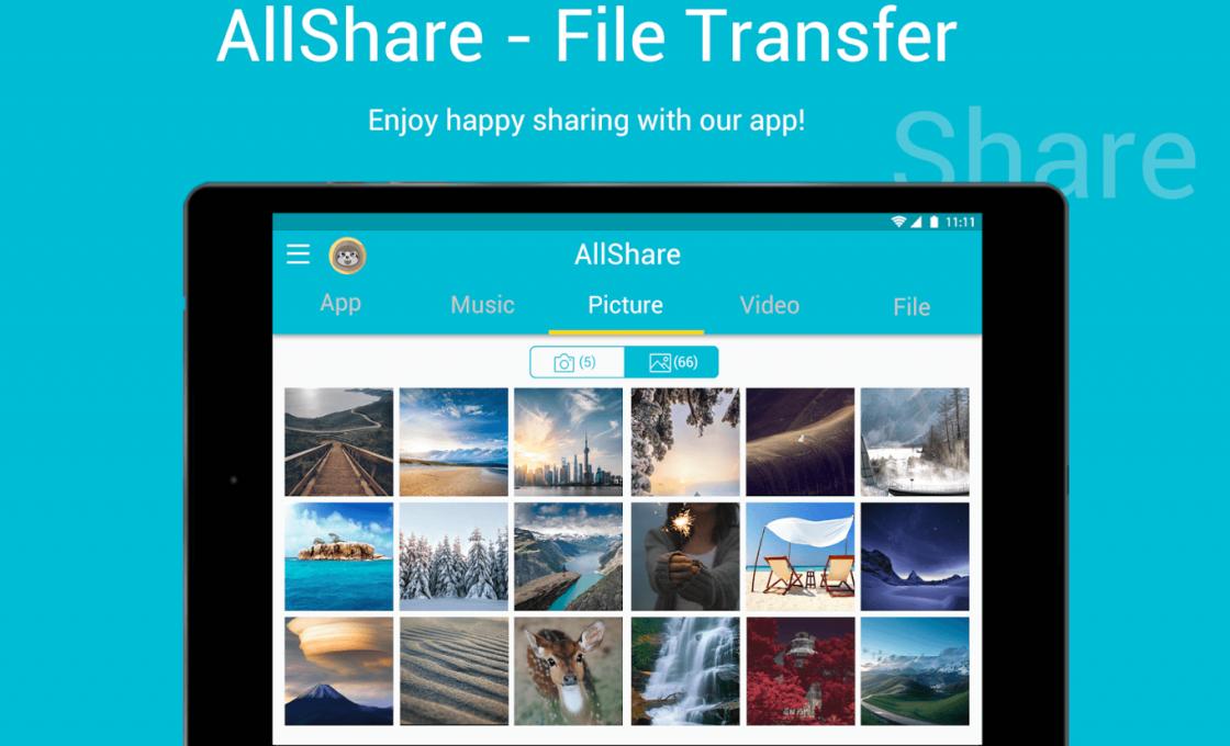Samsung AllShare