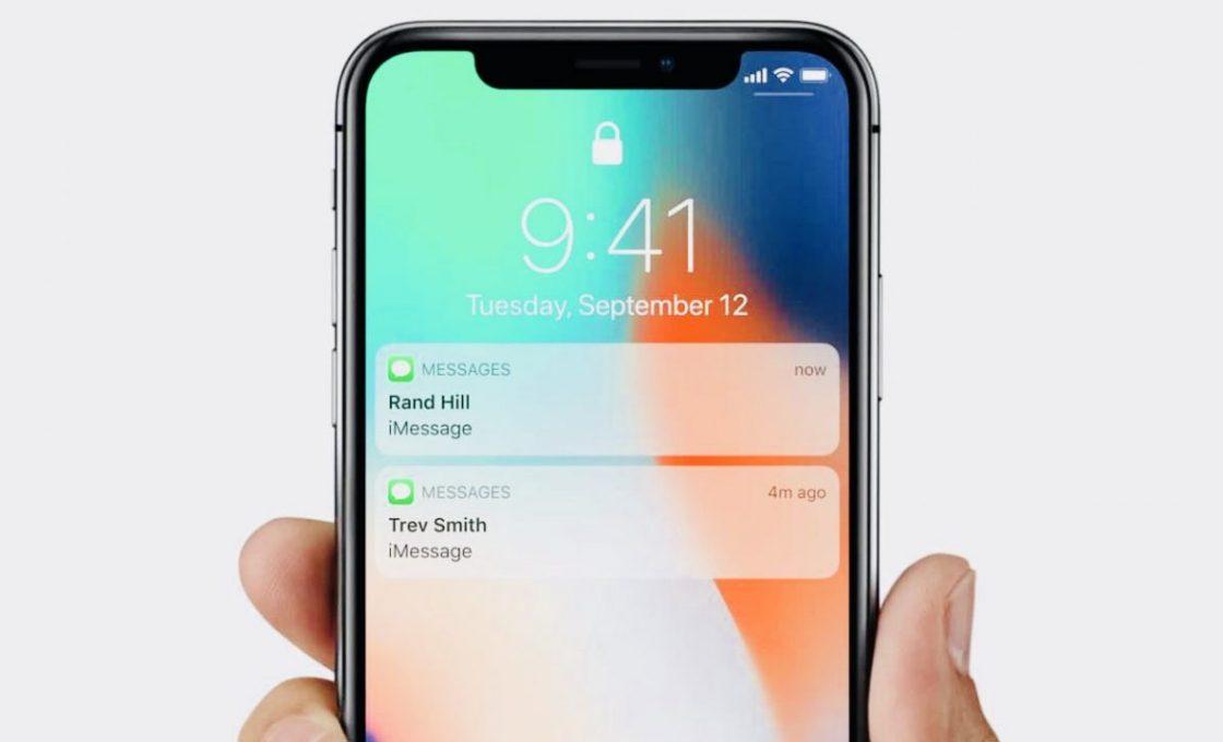 Сообщения в Apple iPhone