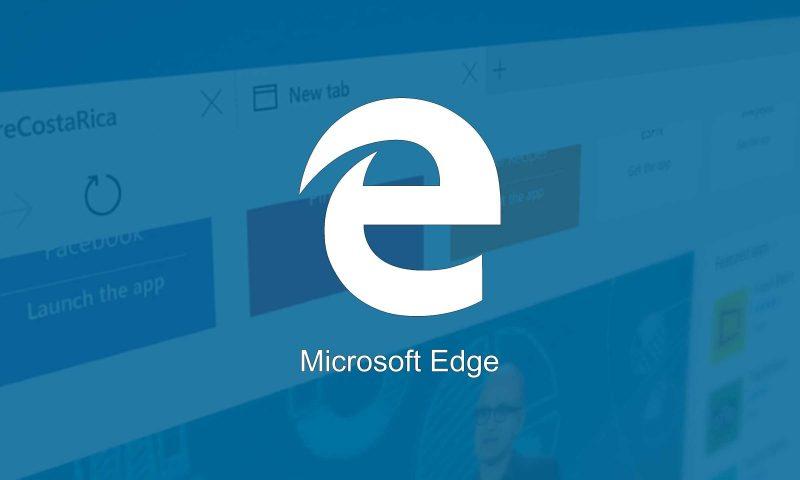 Не отображается история в журнале браузера Edge в Windows 10: что делать