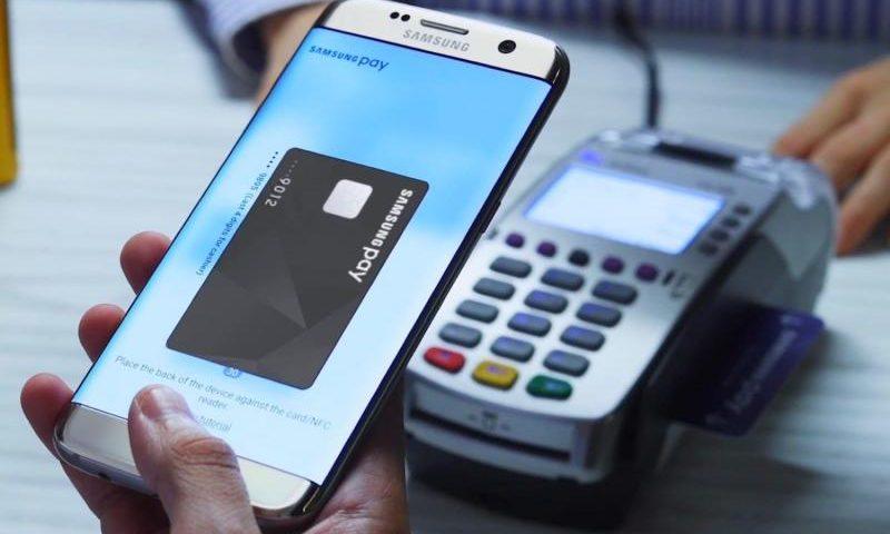 Samsung Pay ― простой и удобный сервис для оплаты при помощи мобильных устройств