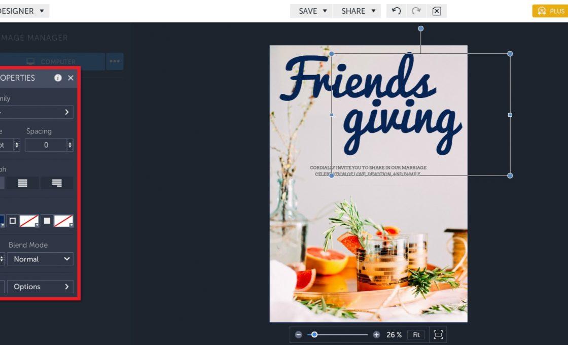 Обработка фото через онлайн-сервис BeFunky