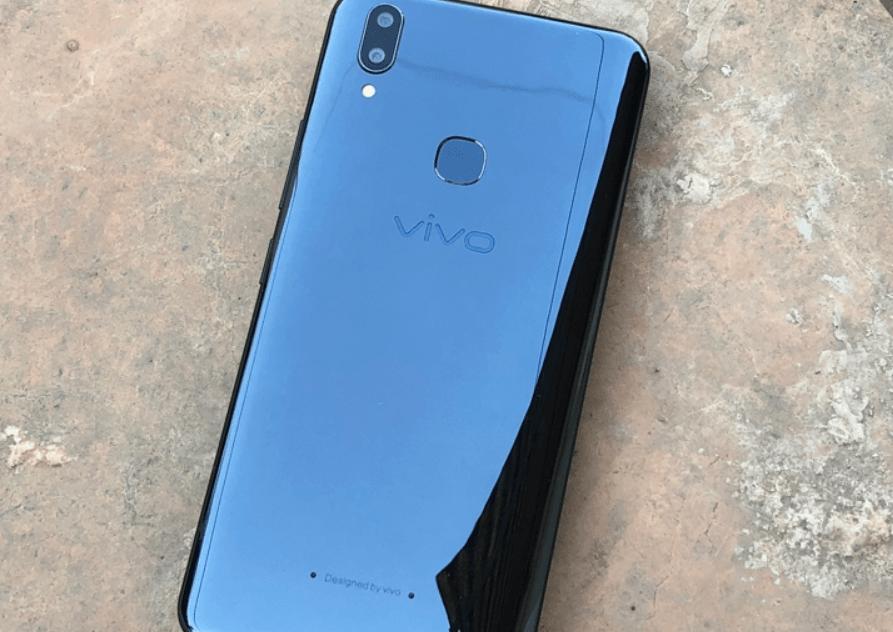 Задняя панель смартфона Vivo V9