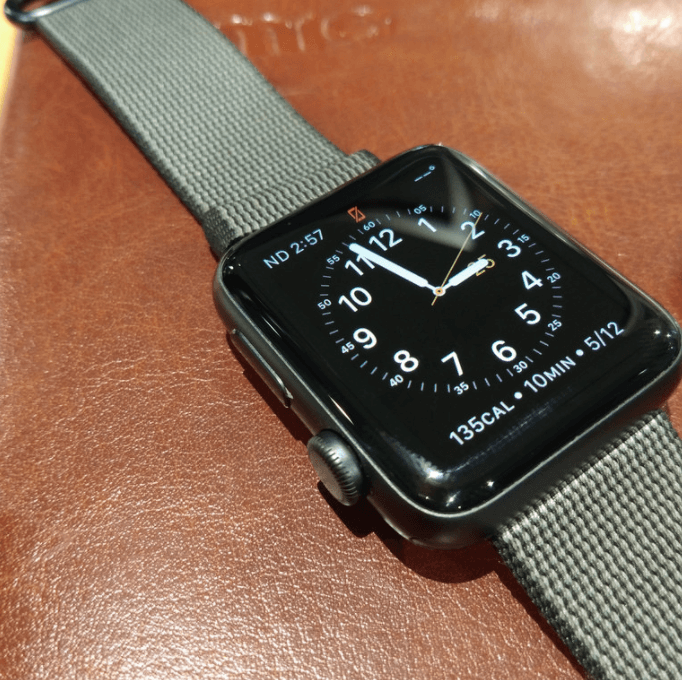Фото часов, сделанное на смартфон Vivo V9