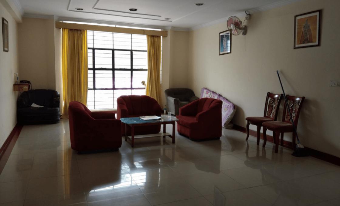 Фото комнаты, сделанные на смартфон Vivo V9