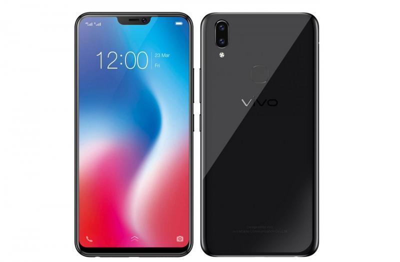 Vivo V9 — обзор и тестирование смартфона