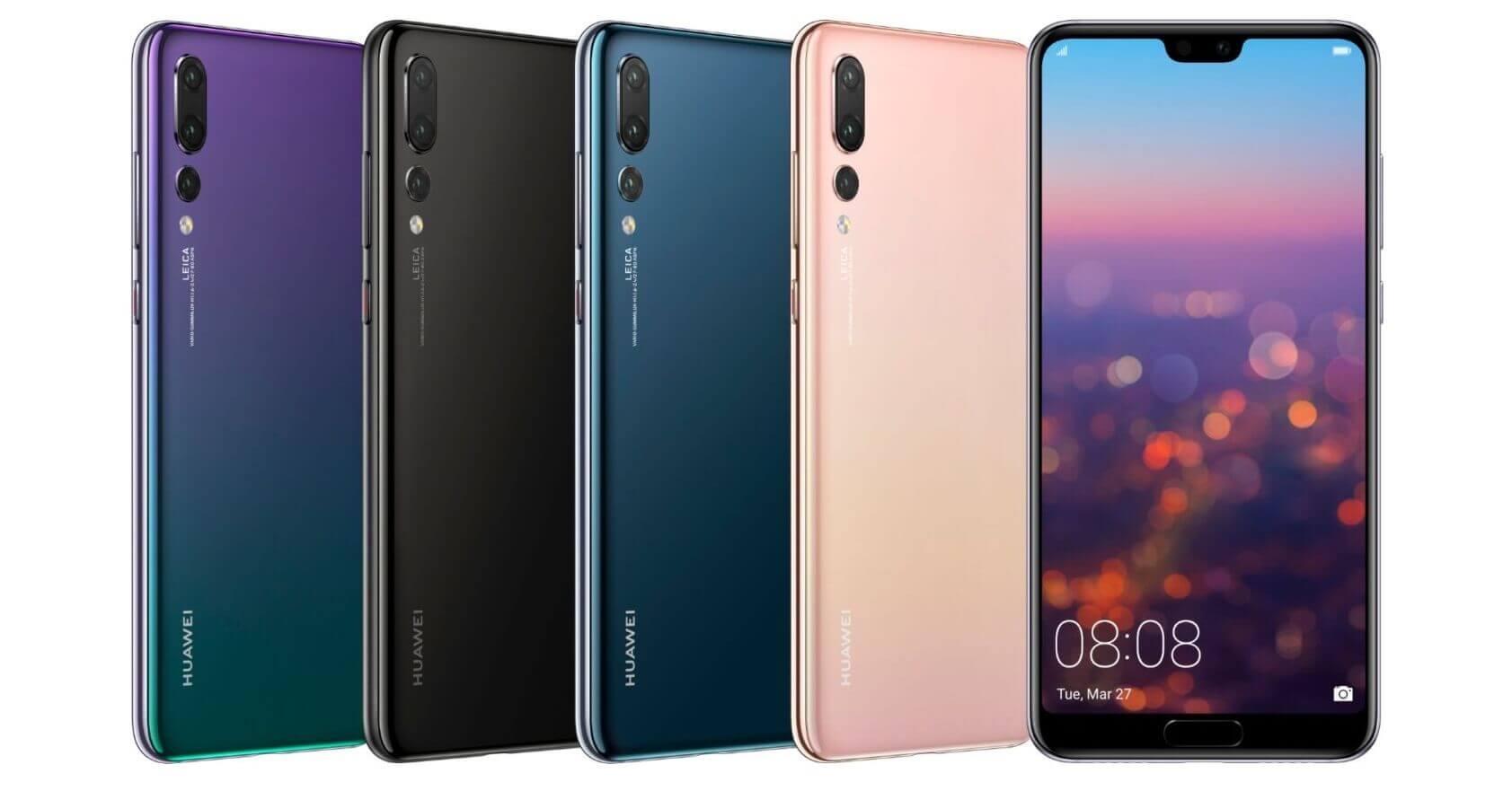 Huawei P20 — новый уровень премиального смартфона