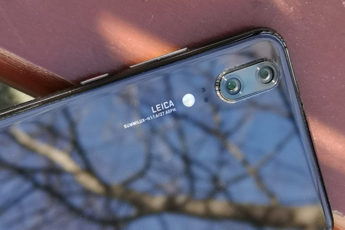 Камера смартфона Huawei P20