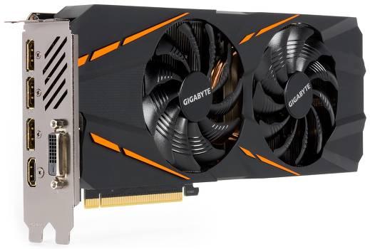 Игровая видеокарта Gigabyte GeForce GTX 1060