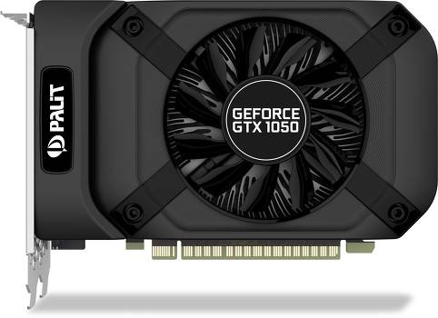 Видеокарта для игр Palit GeForce GTX 1050