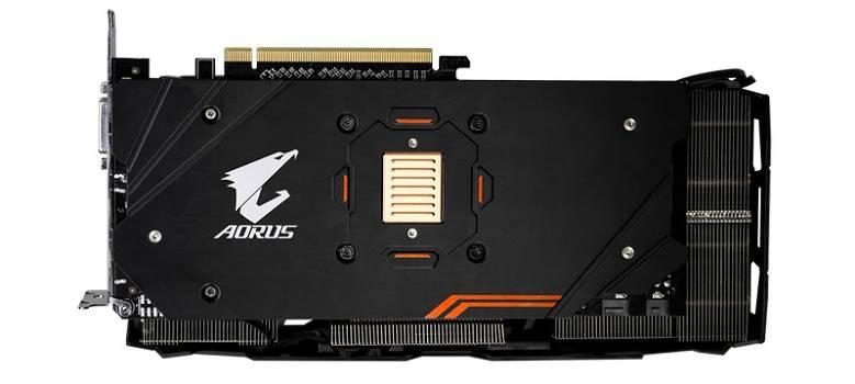Видеокарта Gigabyte Radeon RX 570 Aorus 4G