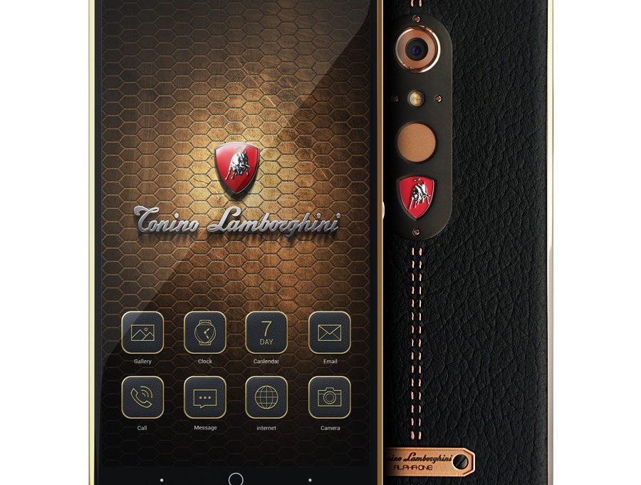 Смартфон Tonino Lamborghini Alpha One