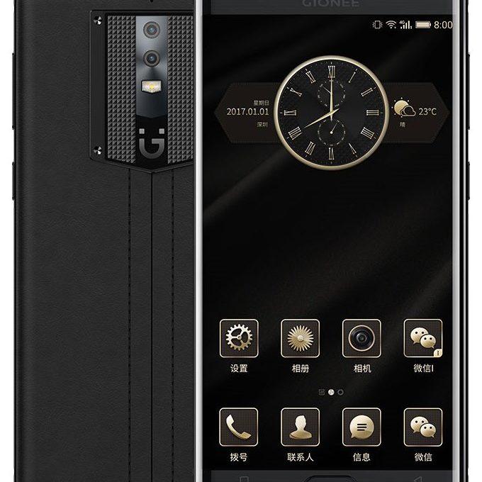 Смартфон Gionee M2017