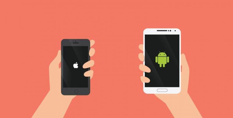 Что лучше Андроид или iOS