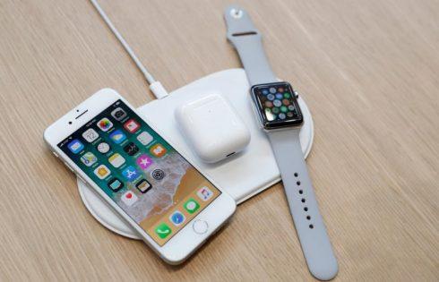 Беспроводную зарядку Apple придется подождать до осени