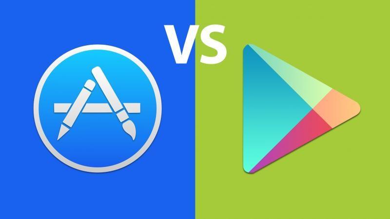 Google Play против AppStore: какой магазин лучше