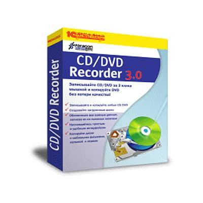 Коробочная версия Paragon Easy CD/DVD Recorder