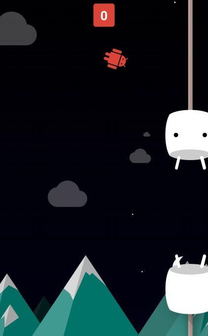 Скрытая мини-игра от Андроид