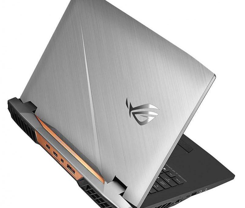 Ноутбук Asus ROG G703VI