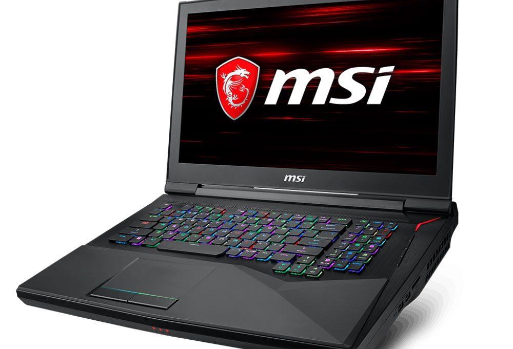 Ноутбук MSI GT75–8RF