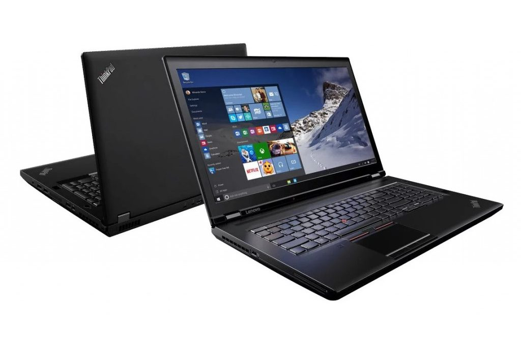 Ноутбук Lenovo ThinkPad P71