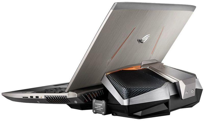 Ноутбук Asus ROG GX800VH