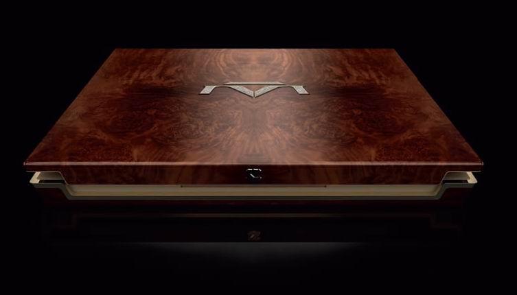 Самый дорогой ноутбук в мире Luvaglio