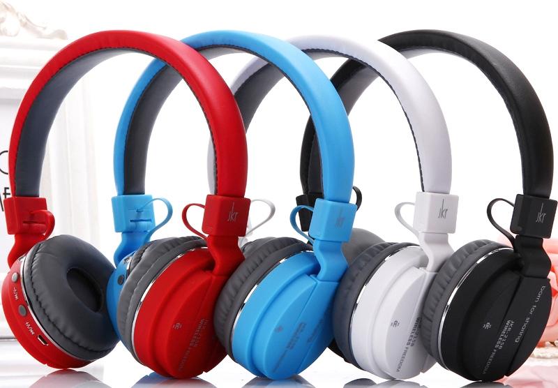 Беспроводные наушники с Алиэкспресс TTVXO Headphones JKR-215B