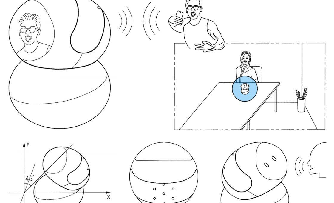 Проект умной колонки от Samsung