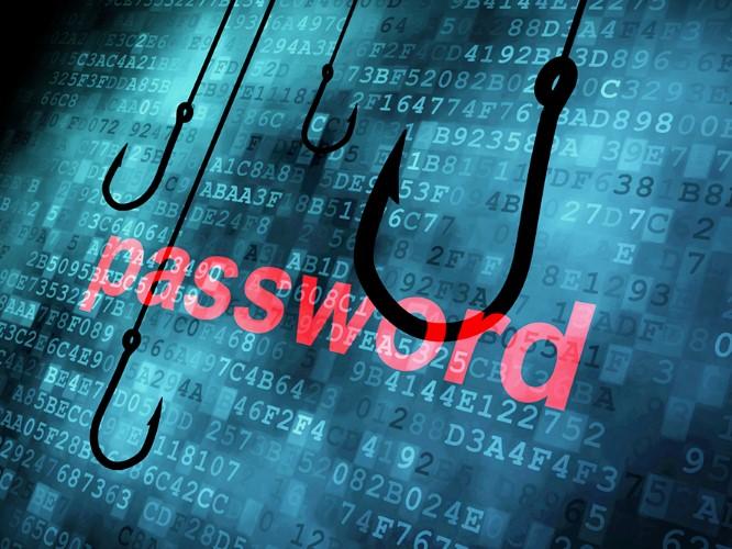Изображение пароля