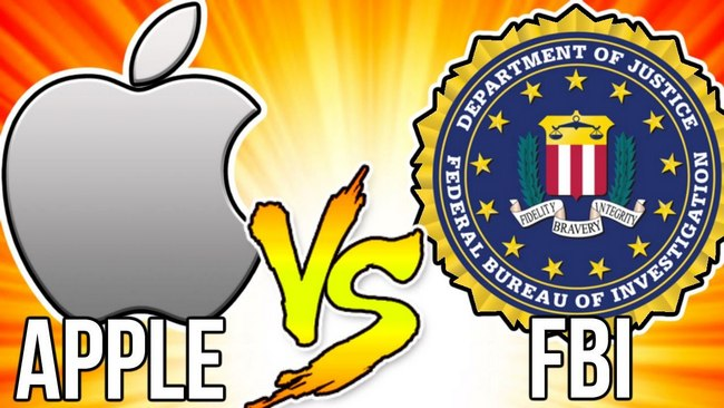 Apple vs ФБР