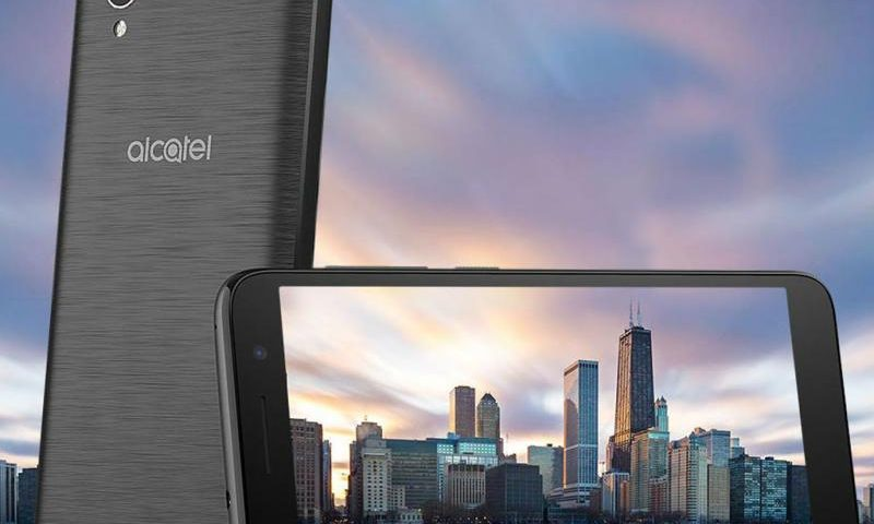 Смартфон Alcatel 1 поступил в продажу в России