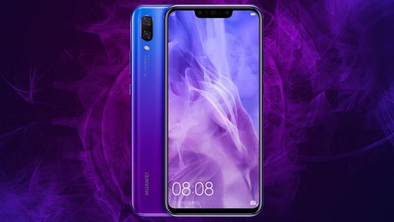 Смартфоны Huawei Nova 3 и Nova 3i поступят в продажу на следующей неделе
