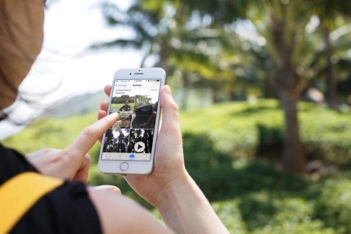 iOS 12 позволит отправлять ссылки на отдельные снимки в iCloud