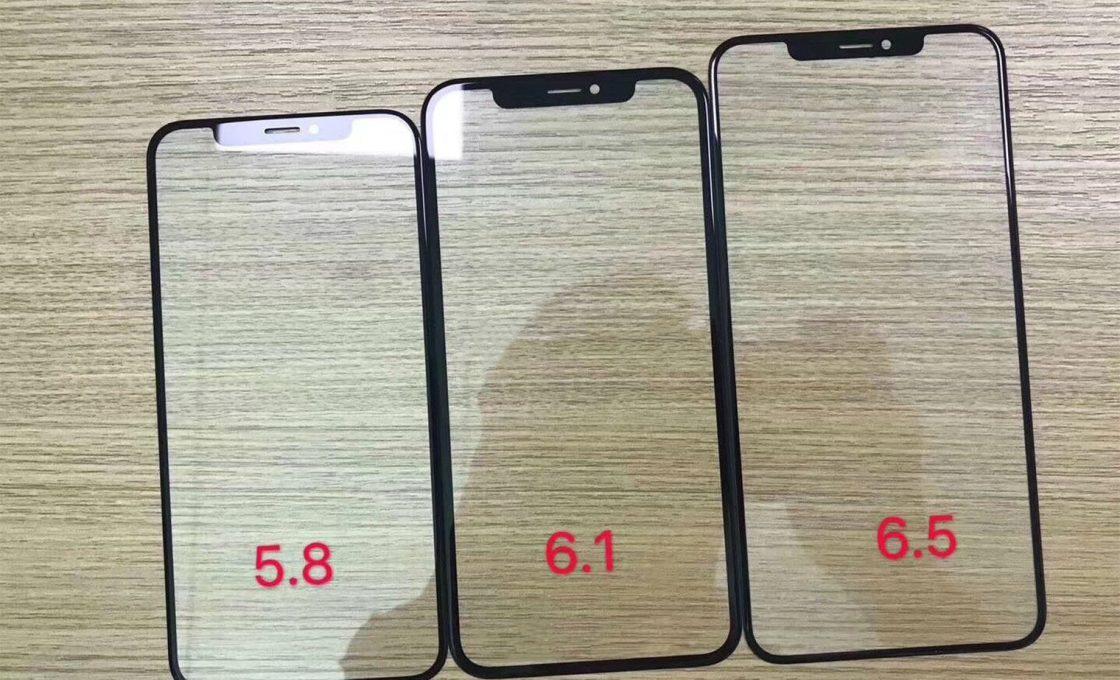 Фронтальные панели для iPhone