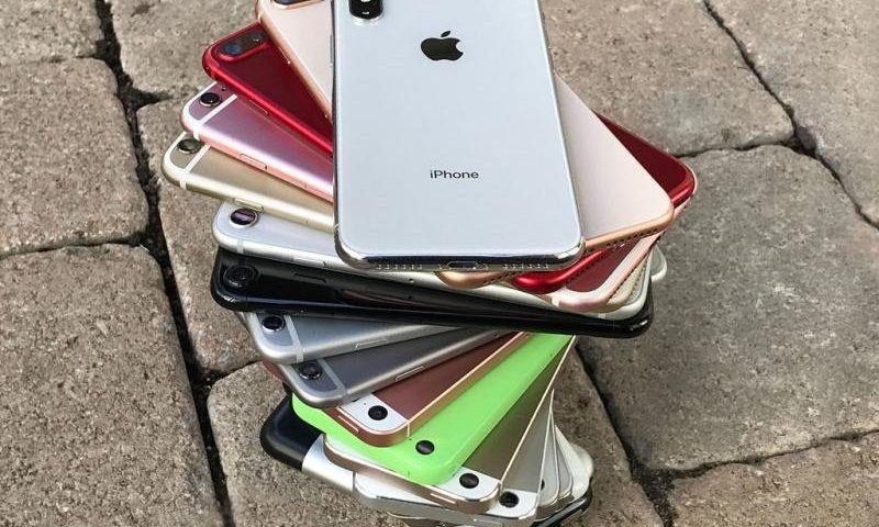 Будущие модели iPhone уступят Android-смартфонам по скорости работы в сетях LTE