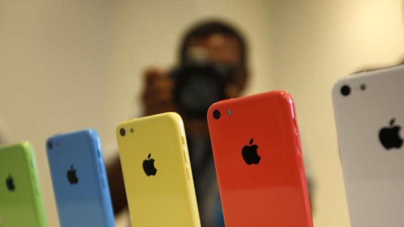 Будет из чего выбрать: новые iPhone получат пять вариантов цветового оформления