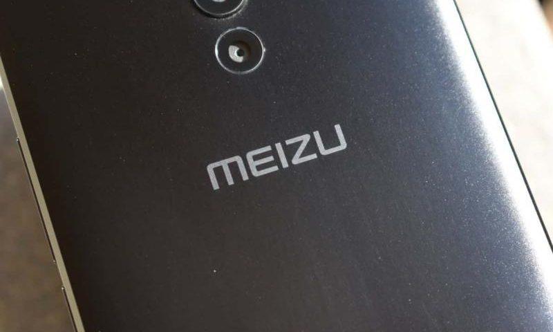 В Сети появился снимок передней панели Meizu 16 Plus