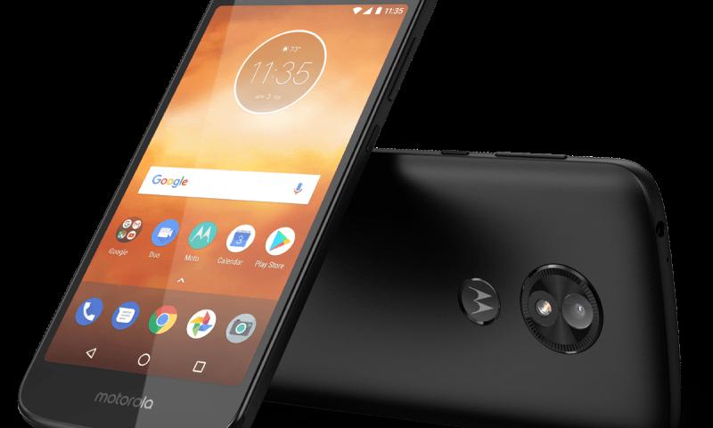 Motorola представила ультрабюджетный смартфон Moto E5 Play Android Go Edition
