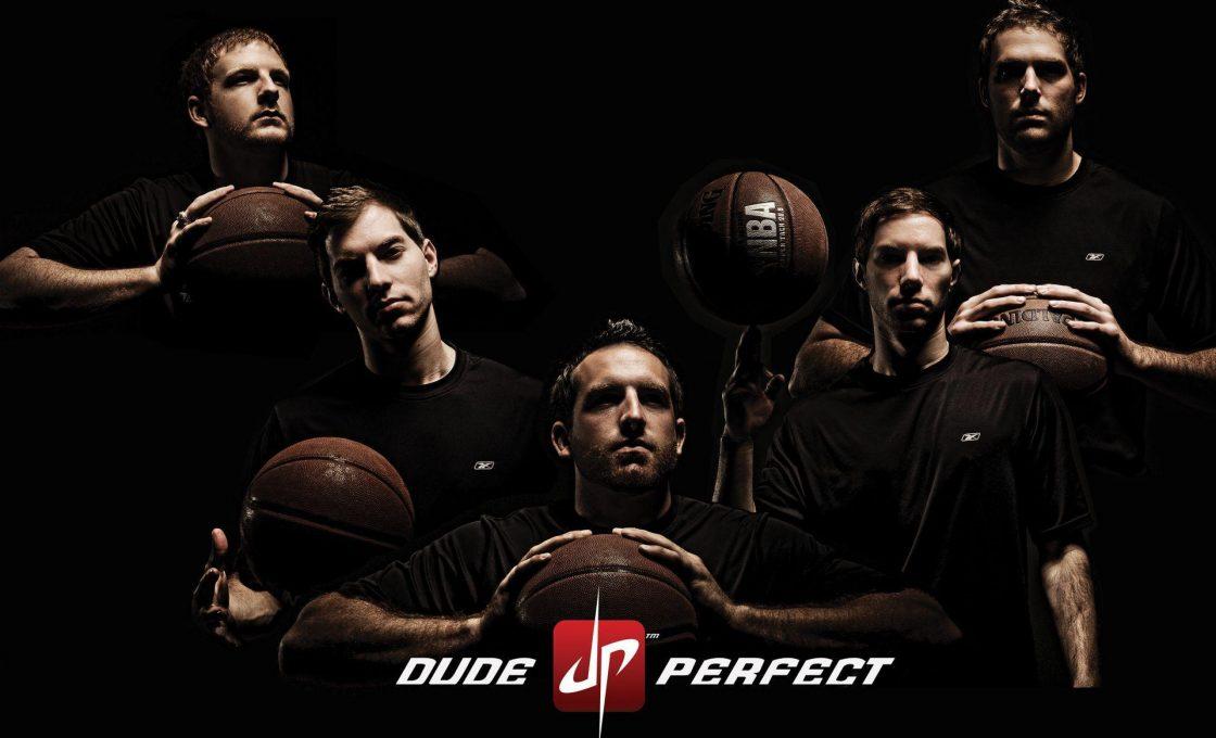 Видеоблогеры канала Dude Perfect