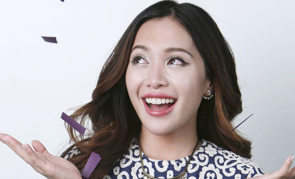 Видеоблогер Michelle Phan