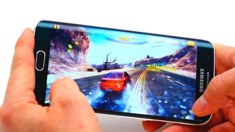 Samsung может выпустить игровой смартфон