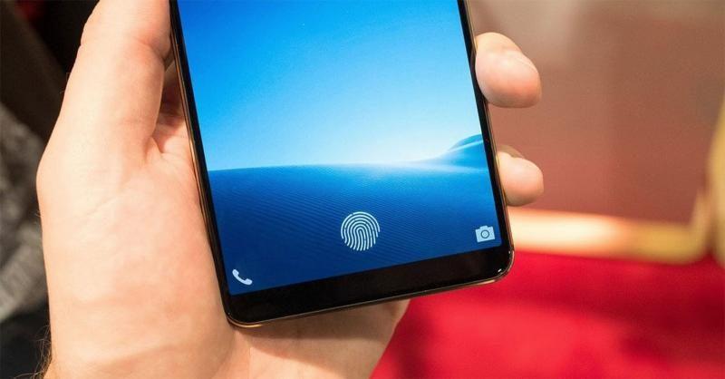 Samsung Galaxy S10 получит встроенный в экран дактилоскопический сканер