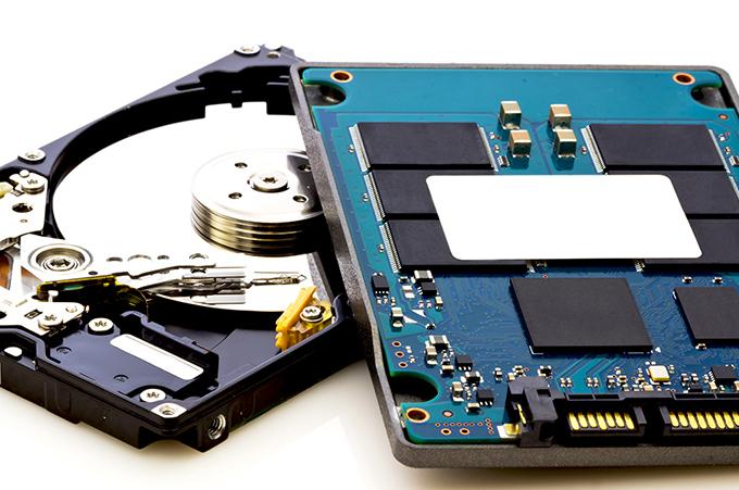 Что лучше — SSD или HDD?